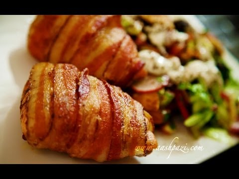 Bacon Wrapped Chicken Breast Recipe