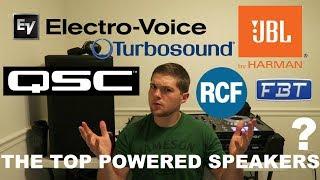 EV Evolve 50 vs Turbosound Inspire 2000 - PakVim net HD Vdieos Portal