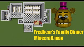 How To Build Five Nights at Candy's 2 in Minecraft! - PakVim net HD