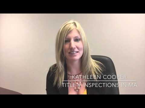 MA Title V Inspections - Septics