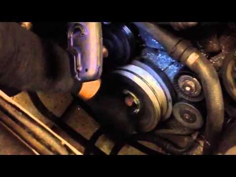 Crank Pulley BMW 320d
