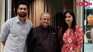 Katrina Kaif and Vicky Kaushal's dating rumours spark again after their picture goes viral