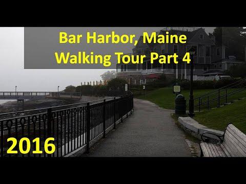 Bar Harbor Walking Tour Pt. 4, Sep. 2016