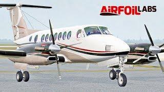 X-Plane 11 | SSG E-Jets Evolution Embraer E195/170 | First