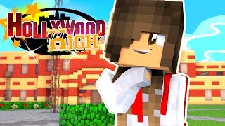 Minecraft Hollywood High - Love At First Sight! Ep.2 | Minecraft Roleplay