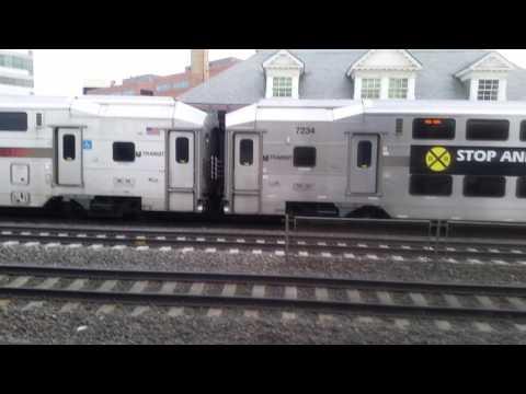 NJ Transit: #7856 Multilevel (Comet VI) Penn Station New York