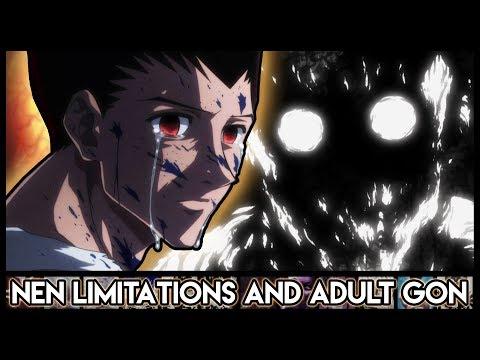 Xxx Mp4 Explaining Adult Gon Nen Limitations And Nen After Death Explained Hunter X Hunter 3gp Sex