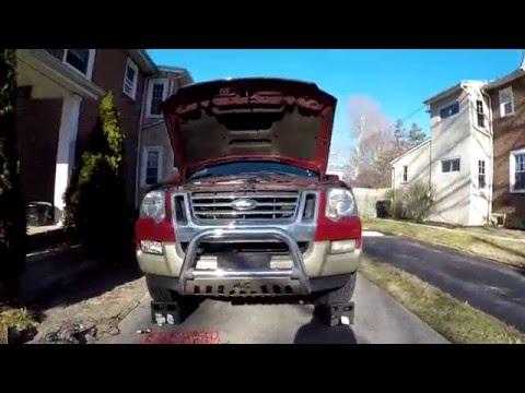 How To - 2006-2010 Ford Explorer Fog Light Housing Replacement w/Pigtails