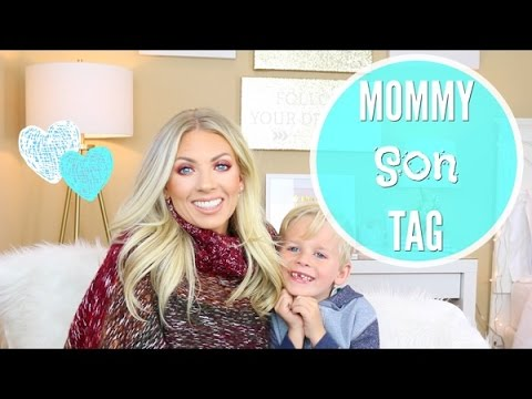 👦🏼👩🏼 Mommy Son Tag 👦🏼👩🏼 | Phoenix - Age 5
