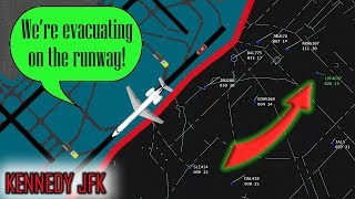 Trans States E145 Diverts To Kennedy With Smoke In Cabin!