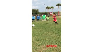 4 Year Old I9 Sports Highlights