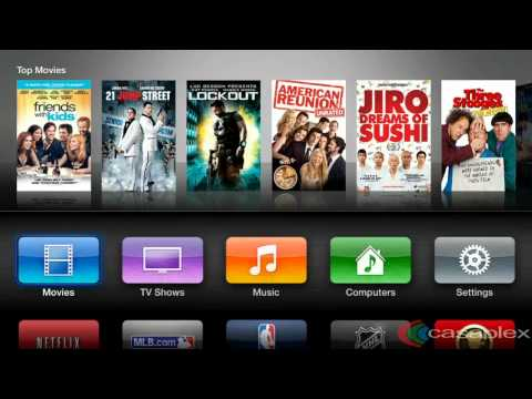 Watch a movie previously purchased on iTunes on your Apple TV