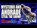 Download Video Download Rey Mysterio And Andrade STEAL THE SHOW! | WWE Smackdown Live Jan. 15 2019 Review 3GP MP4 FLV
