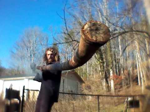 Making a Didgeridoo/ Didjeridus for sale