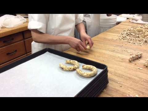Almond Horns - How It's Made