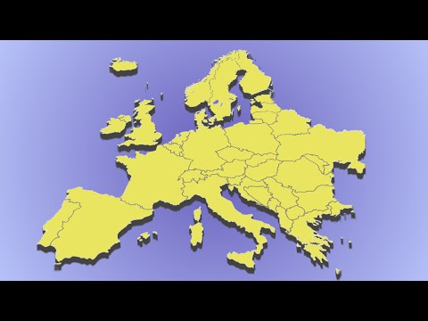Learn Europe Geography Vocabulary Rap Song With Fluency Mc Europe