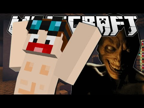 Minecraft   STOLEN MY CLOTHES!!   Lights Out Horror Custom Map