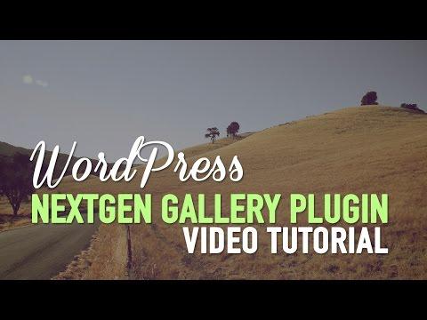 WordPress Gallery Plugin - NextGEN Gallery Plugin