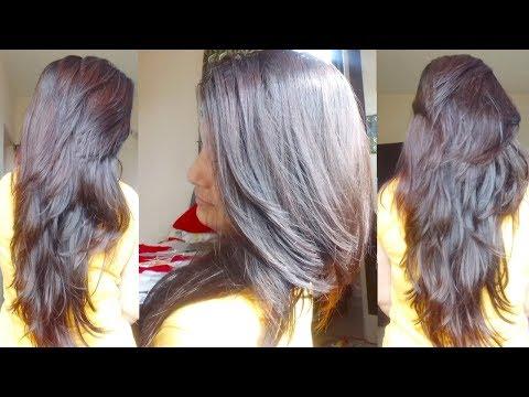 AliaBhatt Inspired/Saloon Style Own Step/Layer Cut|DIY Own Hair cutting|Alwaysprettyuseful by PC