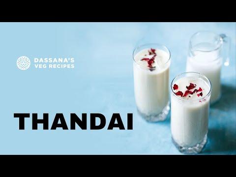 thandai recipe, how to make thandai recipe, easy thandai recipe