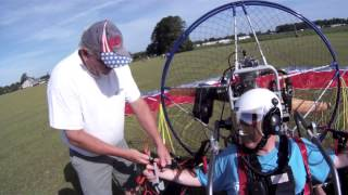 Paramotor, Powered Paragliding, ParaFlight, Brian Goff