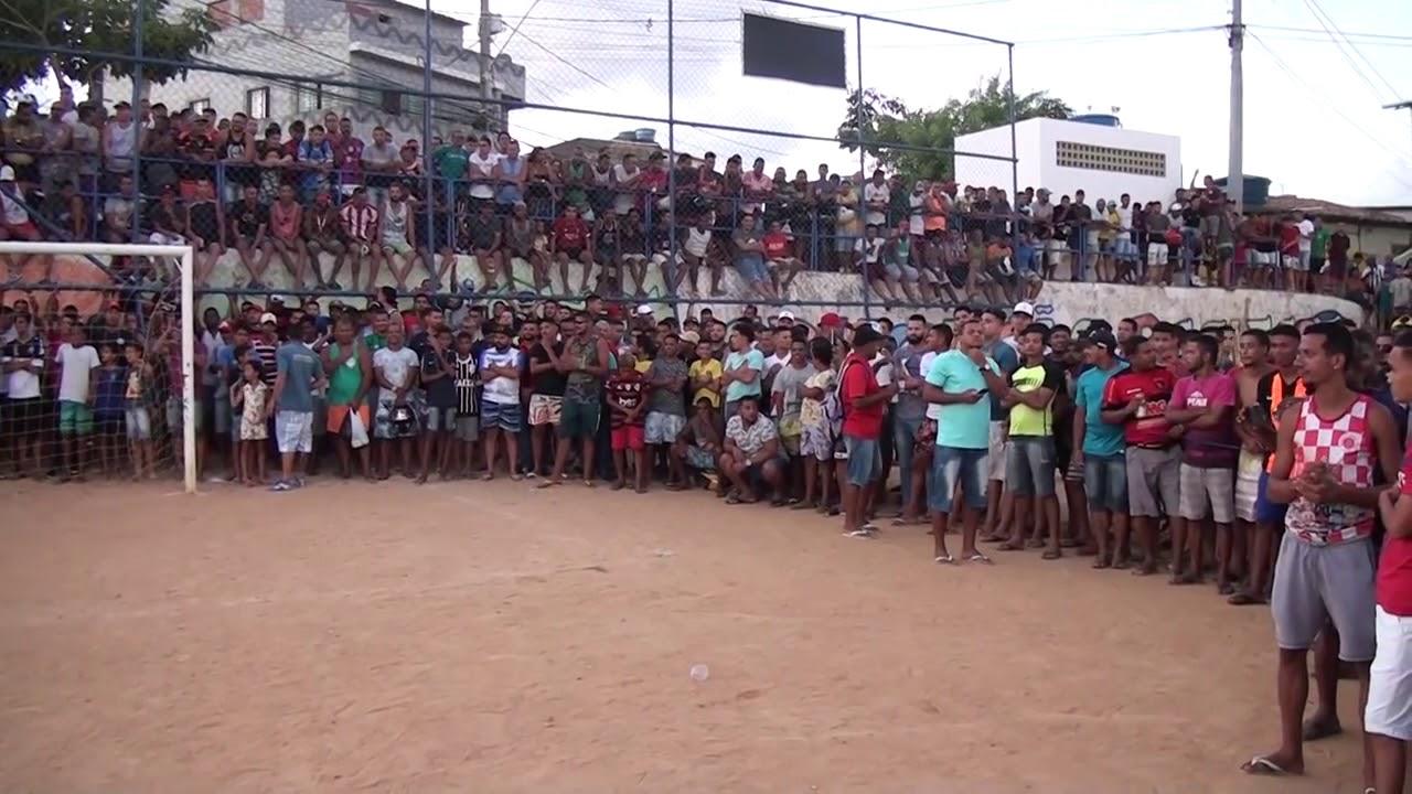 Pênaltis - Quadra 1 x Brasiliense - Final do Campeonato Aberto do Ibura UR1 2019