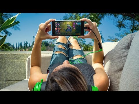 Best Phones for Gaming (2018)