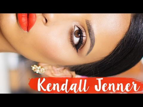Kendall Jenner Cannes 2016 Makeup | irenesarah