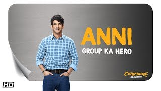 Chhichhore | Introducing Anni | Sushant Singh Rajput | Nitesh Tiwari | Releasing on Sept 6