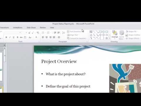 How to Create PowerPoint Templates : Taking Advantage of Key MS Tools