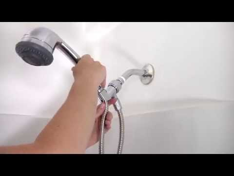 Culligan Hand-Held Filtered Showerhead Installation Video