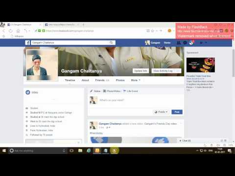 how to check facebook profile viewers