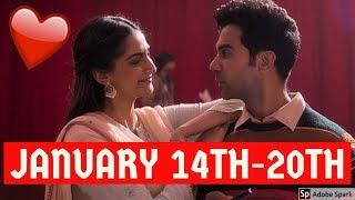 Top 10 Hindi/Indian Songs of The Week January 14th-20th 2019 | New Hindi/Bollywood Songs 2019 Video
