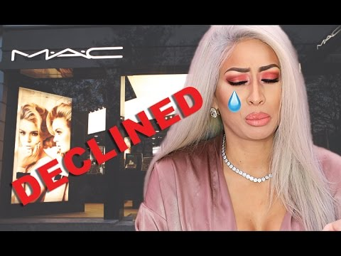 STORYTIME: MAC DECLINED MY PRO CARD ❌ DRAMA