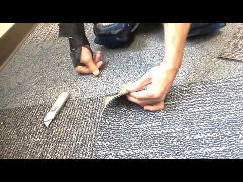 Floating Carpet Tile