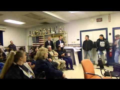 Darby Zoning Hearing 3-26-13 for Sean McDougall's Halfway House on Quarry Street
