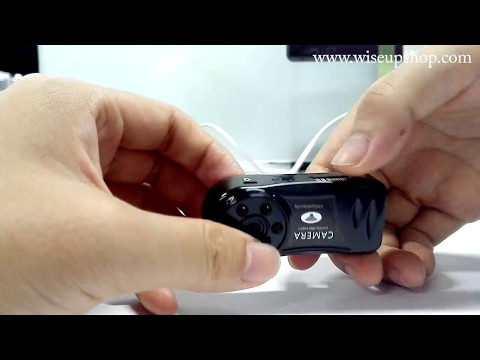 WISEUP WIFI Mini DV Camcorder Complete Operation Instruction (Model Number: WIFI04)