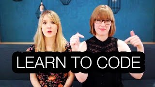 LEARN TO CODE!! WE DEVS TELL YOU WHERE TO GO!
