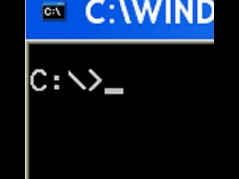 Php version determined in cmd window