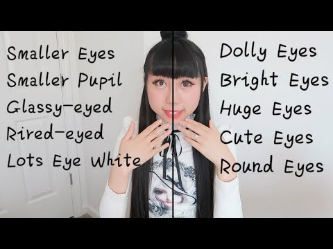 I DO NOT Look Like A DOLL At All Without These | My Real Eye Balls