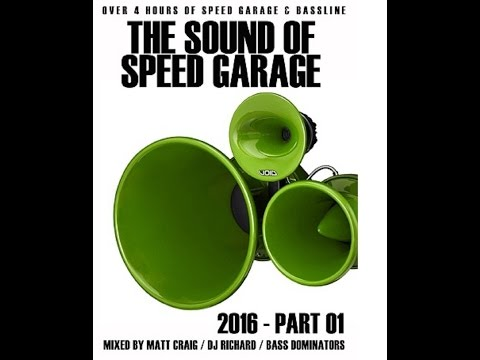 DJ Richard - The Sound of Speed Garage 2016