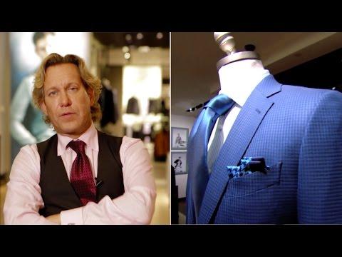 The Den Men Suit Up For Season 10 With Harry Rosen — Dragons' Den Canada