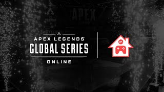 Apex Legends Global Series Online Tournament #6 - Europe Finals