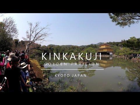 Japan, Kyoto -  Kinkakuji (2018)