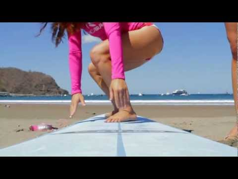 Learn to Surf: The Pop-Up CHICABRAVA Style