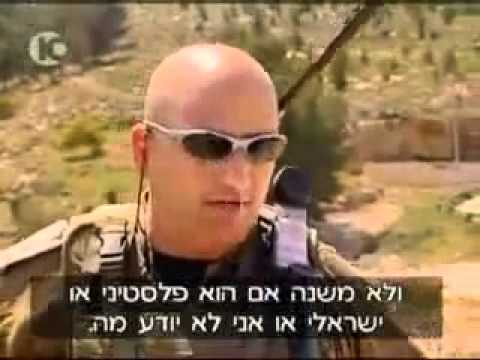 IDF ISRAELI SOLDIER SAVES PALESTINIAN GIRL LIFE OgrishTube.com