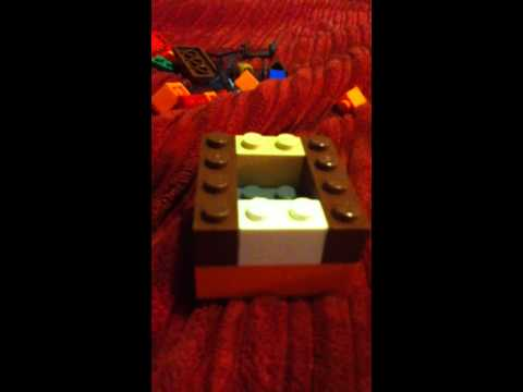 How To Make A Lego Claw Machine