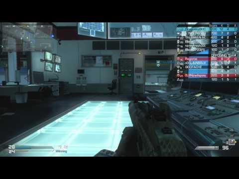 Call of Duty Ghosts - TDM - Sovreign (12/29/2013) - (70-75) - ***NURSSSEEE***