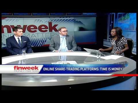 Online share-trading platforms available in South Africa