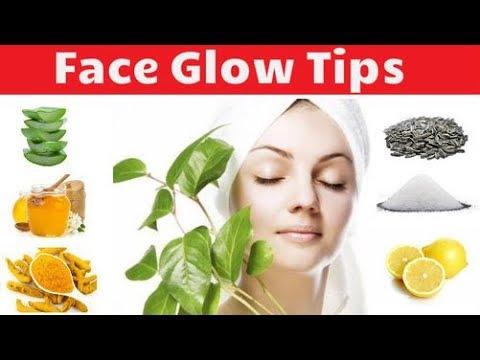 Tips for Glowing Skin - दमकती त्वचा पाने के आसान व असरदारी उपाय